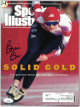 Bonnie Blair signed Sports Illustrated Full Magazine 2/24/1992- JSA #II11599 (Winter Olympics/Speed Skating)