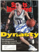 Bobby Hurley signed Sports Illustrated Full Magazine 4/13/1992- JSA #EE63226 (Duke Blue Devils Nat'l Champs)