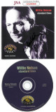 Willie Nelson signed 2002 Standard Time Legend Series Album CD Cover with CD- JSA #GG08868