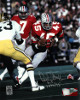 Archie Griffin signed Ohio State Buckeyes 11x14 Photo HT 1974/75 (Heisman)- Griffin Authentic Hologram (vertical)