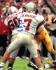 Joe Germaine signed Ohio State Buckeyes 8X10 Photo #7 '97 Rose Bowl MVP