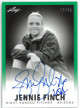 Jennie Finch signed 2013 Leaf Signatures Softball Trading Card USA #JF1- LTD 12/25