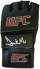 Frank Mir signed UFC Ultimate Fighting Championship / MMA Bellator Fight Glove (Left)- AWM Hologram
