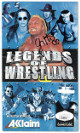 Jimmy Hart signed Legends of Wrestling 4x7 Akklaim Nintendo Gamecube Full Booklet- JSA #KK58051