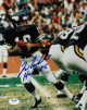 Fran Tarkenton signed Minnesota Vikings 8x10 Photo HOF 86- PSA Authenticated AG76242