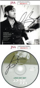 Lee Brice signed 2010 Love Like Crazy Album Cover & CD w/ Case (2 signatures)- JSA #KK5871 & #KK58172