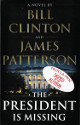 Bill Clinton & James Patterson dual signed 2018 The President Is Missing Hardcover Book- JSA #EE62406 (42nd President/POTUS)
