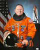 "Barry E. Wilmore signed NASA Astronaut 16x20 Photo ""Butch""- JSA #N88670 (Space Shuttle/Navy Test Pilot)"