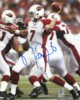 Matt Leinart signed Arizona Cardinals 16x20 Photo minor smudge- Leinart Hologram