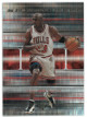 Michael Jordan 1999-00 SPX Excitement Insert Card #S20 (Chicago Bulls)