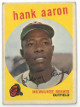 Hank Aaron 1959 Topps Baseball Card #380 (Milwaukee Braves)