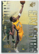 Kobe Bryant 2000-01 SPX Masters Insert Card #M2 (Los Angeles Lakers)