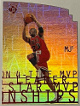 Michael Jordan 1997-98 Upper Deck UD3 Diecut Card #MJ3-3 (Chicago Bulls)