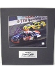 Jason Keller signed 13x14 Photo Nascar BuschSeries Custom Matted