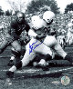 Don Shula signed Baltimore Colts 16X20 Photo