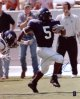 Ladainian Tomlinson signed TCU Horned Frogs 16x20 Photo- Tomlinson Hologram