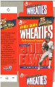 John Elway unsigned Denver Broncos Mini Wheaties Box (Flat) Commemorative Box unused