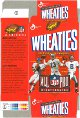 John Elway unsigned Denver Broncos Mini Wheaties Box (Flat) Commemorative Box unused w/Marino & Aikman