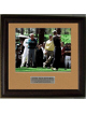 Arnold Palmer , Jack Nicklaus, Tiger Woods 96 Masters 11x14 Photo Premium Leather Framing