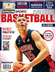 2015-16 Athlon Sports College Basketball Preview Magazine- Arizona Wildcats Cover