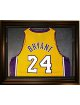 Basketball Jersey Deluxe Half Display Case Black