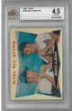 Mickey Mantle (Yankees) & Ken Boyer (Cardinals) 1960 Topps Rival All Stars Card #160- Beckett Graded 4.5 Very Good-Excellent+