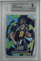 Aaron Rodgers California Bears 2016 Panini Prizm College Draft Picks Card #2- Beckett Graded 9 Mint