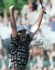 Justin Leonard signed PGA 11x14 Photo- JSA Hologram #CC09419 (1999 Ryder Cup Brookline)