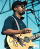 Darius Rucker signed 8x10 Photo (with guitar/Hootie & the Blowfish)- JSA Hologram #CC08553