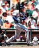 Freddie Freeman signed Atlanta Braves 8x10 Photo #5- JSA Hologram (gray jersey-at bat)