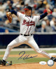 Tom Glavine signed Atlanta Braves 8x10 Photo- JSA Hologram #CC08528