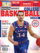2015-16 Athlon Sports College Basketball Preview Magazine- Kansas Jayhawks Cover