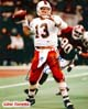 Gino Torretta signed Miami Hurricanes 8x10 Photo 92 Heisman