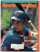 Darryl Strawberry signed New York Mets Sports Illustrated Magazine The Straw April 23, 1984- JSA Hologram #CC09153