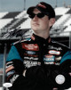 Kurt Busch signed NASCAR Sharpie 8x10 Photo- JSA Hologram #CC09142 (close up)