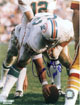 Jim Langer signed Miami Dolphins 8x10 Photo HOF87