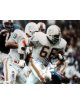 Larry Little signed Miami Dolphins 16x20 Photo HOF