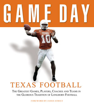 Texas Longhorns Football Game Day Book Athlon Sports (Vince Young)